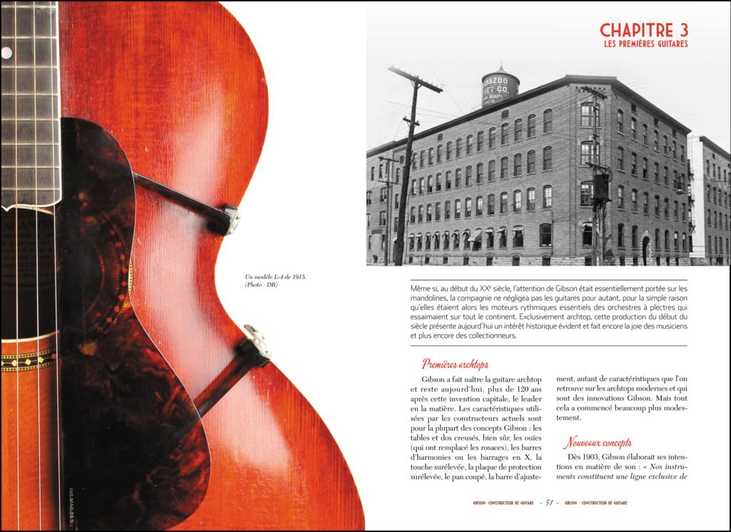 Encyclopédie de la Guitare-T2-Gibson Acoustiques-GAELIS Editions-Christian Séguret-Annabel Peyrard-Interieur1