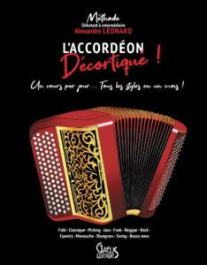 Méthode Instrumentale interactive- Accordéon-Gaelis Editions