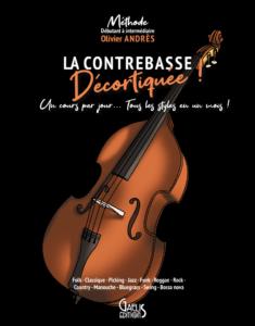 Méthode Instrumentale Interactive- Contrebasse-Gaelis Editions