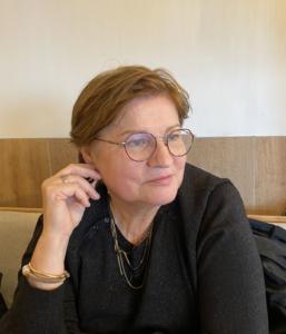 Irène Chauvy auteur de roman policiers historiques chez Gaelis Éditions