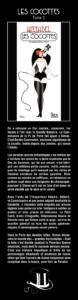 Marque-page-Les Enquêtes de Simon-Gaelis Editions-Annabel-Les Cocottes-2