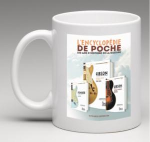 Mug-Encyclopédie de la Guitare-Gaelis Editions