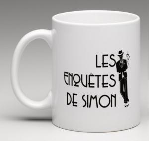Mug-les Enquêtes de Simon-Annabel-Gaelis Editions