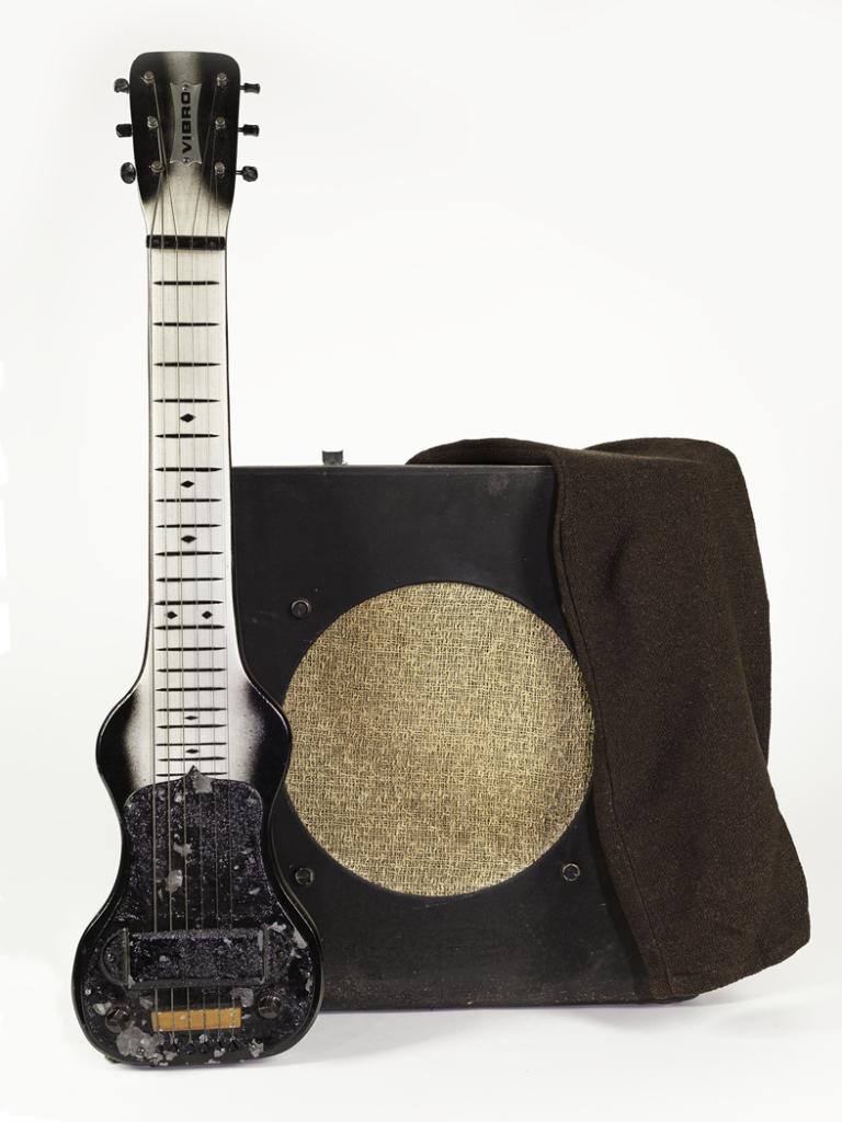 Vibro and amp-Encyclopédie de la Guitare-Christian Séguret-Gaelis Editions