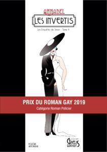Les-Invertis-Les Enquêtes de Simon - T4-Annabel-Prix du Roman-Gay 2019