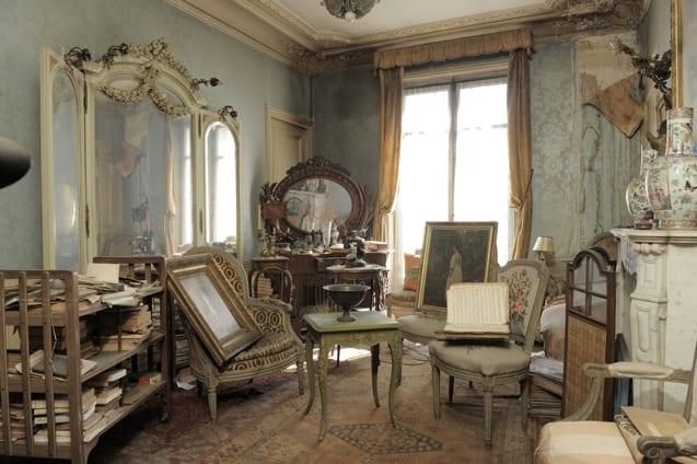 L'Appartement oublié de Marthe de Florian-La Rue des Dames-Annabel-Gaelis Editions-2