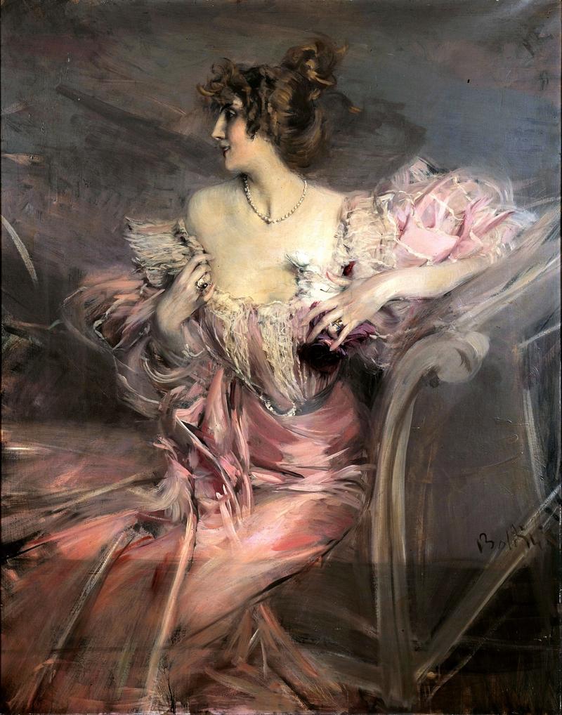 L'Appartement oublié de Marthe de Florian-Marthe de Florian-MArthe de Florian-Portrait Boldini-La Rue des Dames-Annabel-Gaelis Editions