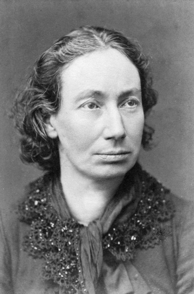 Article Irène Chauvy-Au bagne des femmes (Clermont dans l'Oise)-Louise Michel-Gaelis Editions