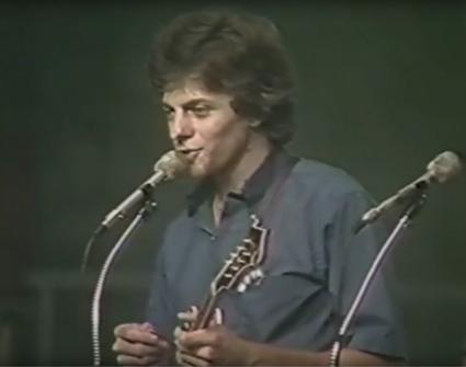 Christian Séguret-Transatlantic Bluegrass Band-Rodechester-1981