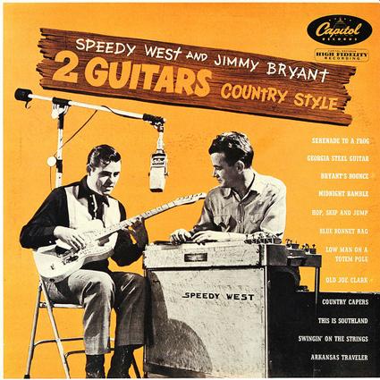 Jimmy Bryant-Speedy West